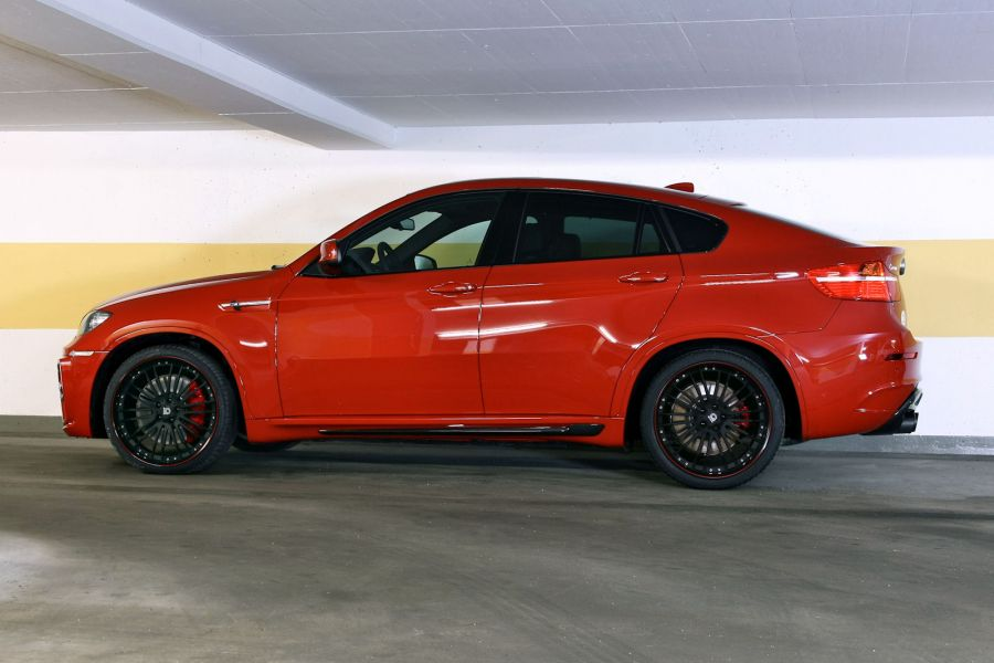 G-Power BMW X6 M Typhoon S: Der ultimative ...