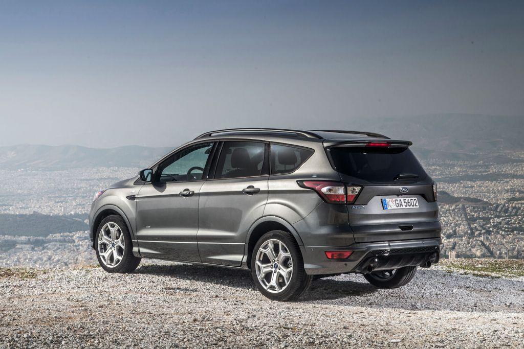 Ford Kuga ST-Line 2017 Test: Heißer Tipp! Die neue Sport ...