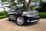 Dodge Durango SUV Front Ansicht Modelljahr MY 2011 3.6 V6 5.7 V8 HEMI Express Crew R/T Citadel