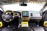 Toyota Tundra Ultimate Fishing - Innenraum Cockpit Ansicht Angler Fischer
