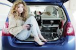 Renault Twingo Facelift Nicola Roberts Pop Fashion Mode Tonstudio Musik