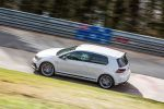 VW Volkswagen Golf GTI Clubsport S Rundenrekord Nürburgring Nordschleife Benjamin Leuchter 2.0 TSI Vierzylinder Turbobenziner Hot Hatch Kompaktsportler Performance Zweitürer Gewicht Preis XDS Quersperrdifferential Nürburgring Nordschleife Setting Seite