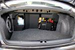 Mitsubishi Lancer Evolution MR Test - Kofferraum Volumen Batterie Wischwaschbehälter