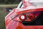 Artega GT Test - Heckleuchte Rücklicht Scheinwerfer hinten