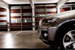 BMW X6 35d Test - Front Seite Ansicht seitlich Frontscheinwerfer
