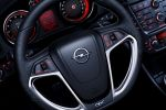 Opel Insignia OPC Opel Performance Center Innenraum Interieur Cockpit Automatik