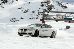 BMW Snow and Ice Experience Sölden Österreich Ötztal Driving Experience Schnee Eis Drift Action Slalom Rettenbachgletscher Tiefenbachgletscher Rockford Turn Rückwärtswende BMW M4 Coupe