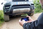 Land Rover Range Rover Sport Fernsteuerung Smartphone App V8 Supercharged Kompressor SDV6 TDV6 SDV8 Offroad Sportler Geländewagen Parklücke Gelände