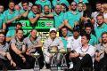 Die Gesichter des Erfolgs: Hinter den Mercedes-Rekorden steckt viel Arbeit