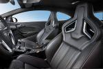 Opel Astra OPC Test - Innenraum Schalensitze Rennsport Sitze Leder OPC