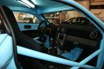 9ff GT9 CS Clubsport 3.6 Sechszylinder Boxermotor Mittelmotor Rennstrecke BBS CS racetrack race course Interieur Innenraum Cockpit