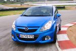 Opel Corsa OPC 1.6 Turbo Opel Performance Center Front Ansicht