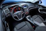 Opel Insignia 2.0 CDTI Diesel Turbo SuperSport Chassis FlexRide HiPerStrut Interieur Innenraum Cockpit