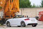 Senner Tuning Audi TT RS Heck Seite Ansicht 2.5 TFSI Fünfzylinder Work Varianza T1S