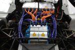 Toyota TMG EV P002 Elektroauto Rennwagen Rekord Nürburgring Nordschleife Jochen Krumbach Lithium Ceramic Batterie Akku Electric Vehicle