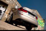 BMW 535i GT (Gran Tourismo) Test - Heck Ansicht hinten Heckleuchte Rücklicht Scheinwerfer Kofferraum