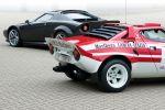 Lancia New Stratos Vergleich Original 4.3 V8 Michael Stoschek Brose