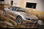 BMW Z4 sDrive35i Test - Seite Front Ansicht seitlich vorne Felge vorne