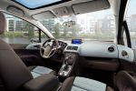 Opel Meriva 1.4 Turbo Automatik ActiveSelect Van FlexSpace FlexRail FlexDoors FlexFix Interieur Innenraum Cockpit