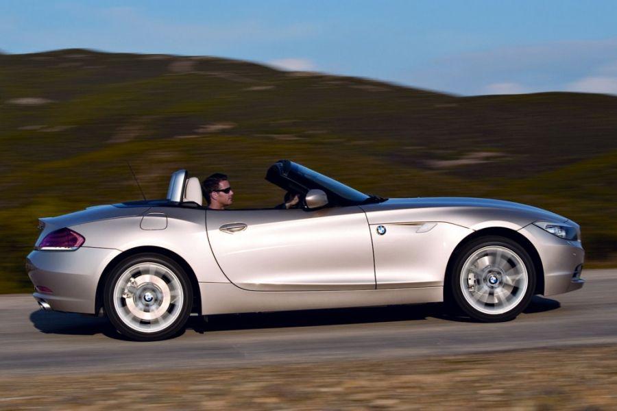 Bmw Z4 Im Detail Die Neuen Vierzylinder Turbos Und Ihre