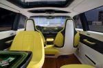 Kia KV7 Van Concept Car Studie Theta II Box Ringleader Touchscreen WLAN Internet Smartphone Innenraum Interieur Cockpit Lounge