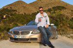 BMW Z4 sDrive35i Test - Front Ansicht vorne