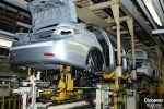 Hyundai Südkorea Produktion Asan Plant Autofabrik Chungnam Aufstieg Wachstum