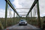 Audi A8 4,2 FSI Test - Front Ansicht vorne Kühlergrill Frontscheinwerfer Stoßstange
