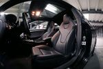 Senner Tuning Audi RS5 4.2 FSI quattro V8 Coupe Interieur Innenraum Cockpit Power Konverter Sportsitze