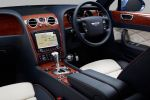 Bentley Continental Flying Spur Series 51 Innenraum Interieur Cockpit Design Linie Sapelli Pomelle