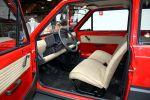 Fiat Panda 1. Generation Zweizylinder Kleinwagen tolle Kiste Interieur Innenraum Cockpit