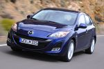 Mazda 3 Edition 125 Exclusive Line Sport 1.6 MZR Front Seite Ansicht