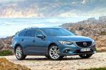 mazda 6 kombi sports-line test - wagon 2013 2.5 skyactiv-g i-eloop kondensator pre crash rvm afs scbs hbc ldws front seite