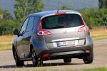 Renault Scenic Van Energy dCi 130 Vierzylinder Diesel Heck Ansicht