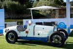 Bugatti Typ 37A The Quail Lodge Seite Ansicht