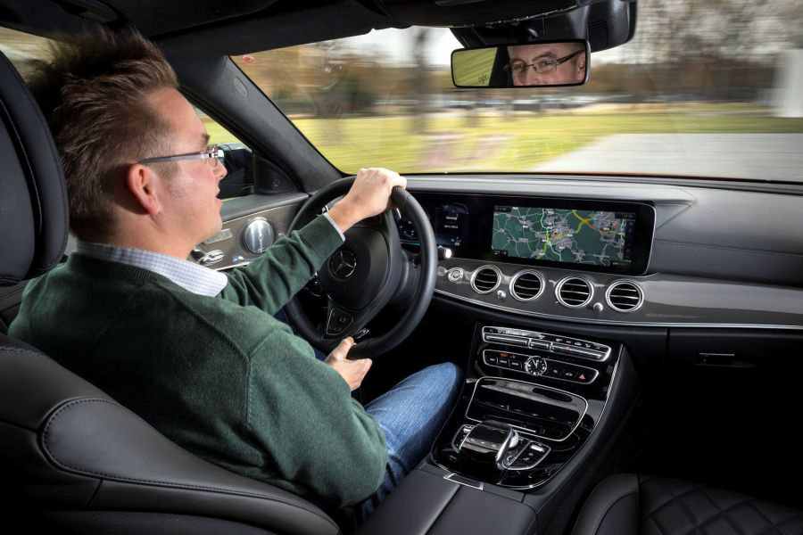 Mercedes E Klasse T Modell 2017 Test Die Versteckten Stärken
