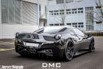 DMC Ferrari 458 Italia Elegante 4.5 V8 Tuning Leistungssteigerung Bodykit Aerodynamikkit Heck Seite