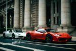 DMC Ferrari 458 Monte Carlo LP Auto Gallery 4.5 V8 Tuning Bodykit Aerodynamikkit Front Seite