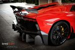 DMC Lamborghini Aventador LP988 E-GT 6.5 V12 Twin Turbo Supersportwagen Kampfstier Heck