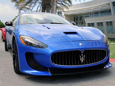 DMC Maserati GranTurismo S Sovrano 4.7 V8