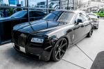 DMC Rolls Royce Ghost Imperatore 6.6 V12 Tuning Veredelung Stylingkit Bodykit Front Seite