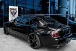 DMC Rolls Royce Ghost Imperatore 6.6 V12 Tuning Veredelung Stylingkit Bodykit Heck Seite