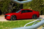 Dodge Charger 2015 Muscle Car 5.7 HEMI V8 TorqueFlite Front Seite