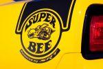 Dodge Charger SRT8 Super Bee 6.4 HEMI V8 Muscle Car Logo