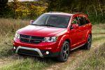 Dodge Journey Crossroad Crossover Van SUV Pentastar V6 2.4 Vierzylinder Benziner Allrad 4x4 Front