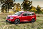 Dodge Journey Crossroad Crossover Van SUV Pentastar V6 2.4 Vierzylinder Benziner Allrad 4x4 Front Seite