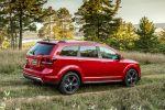 Dodge Journey Crossroad Crossover Van SUV Pentastar V6 2.4 Vierzylinder Benziner Allrad 4x4 Heck Seite