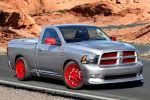 Dodge Ram 392 Quick Silver  Mopar Underground V8 HEMI Front Seite Ansicht