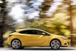 Opel Astra GTC Gran Turismo Coupe 2.0 CDTI Turbo Diesel 1.4 1.6 Turbo HiPerStrut FlexRide AFL ILR Edition Innovation Seite Ansicht