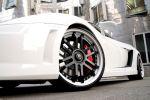 Anderson Germany Lamborghini Gallardo White Edition LP 560-4 5.2 V10 Seite Felgen Ansicht